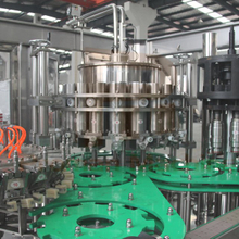 Big Fruit Grain Juice Filling Machine