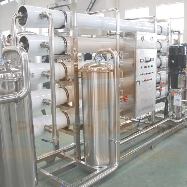 8000L/hour RO Water Treatment System