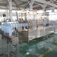 5L 600Bottle/Hour Washing filling capping machine