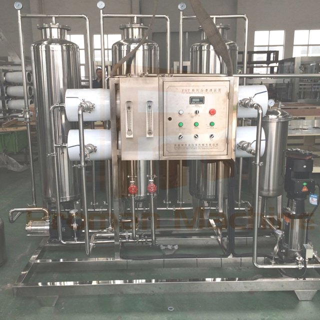 1000L/hour RO Water Treatment System
