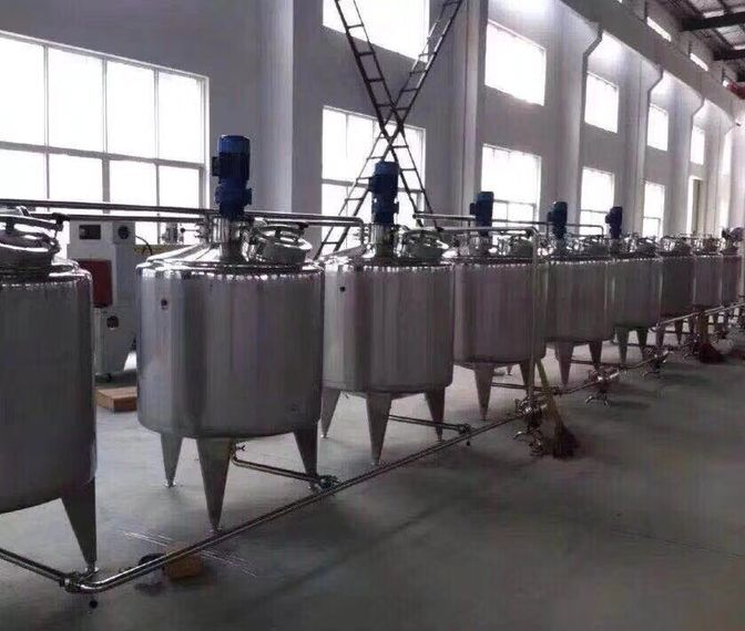 How Does Juice Production Line Work?