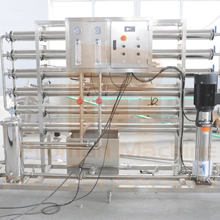 3000L/hour RO Water Treatment System