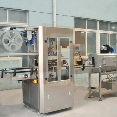 Auto PVC Labeling Machine