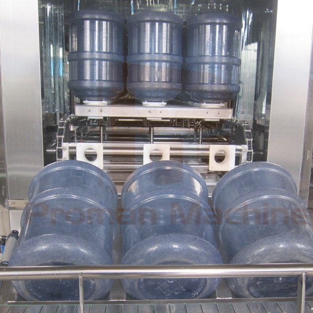 5 Gallon 450Bottle/Hour Washing filling capping machine