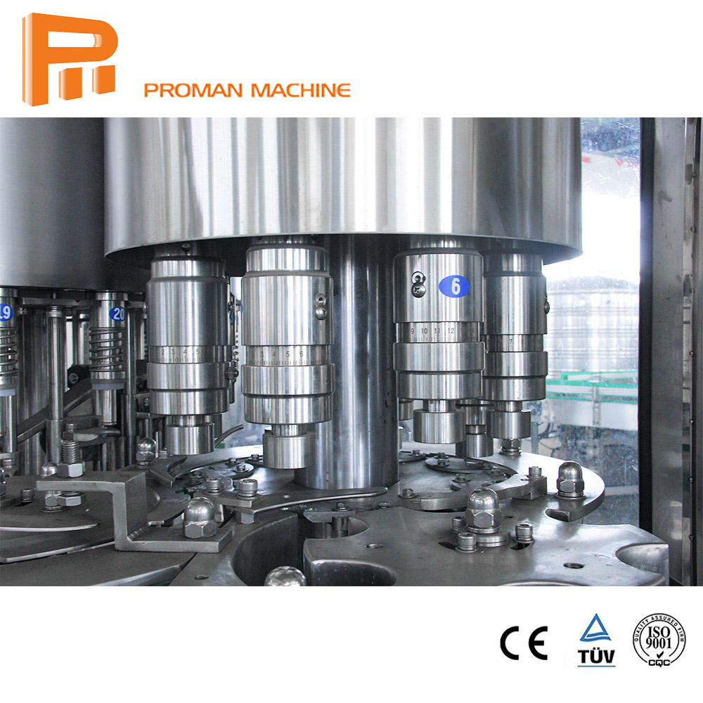 8000BPH Juice Filling Machine