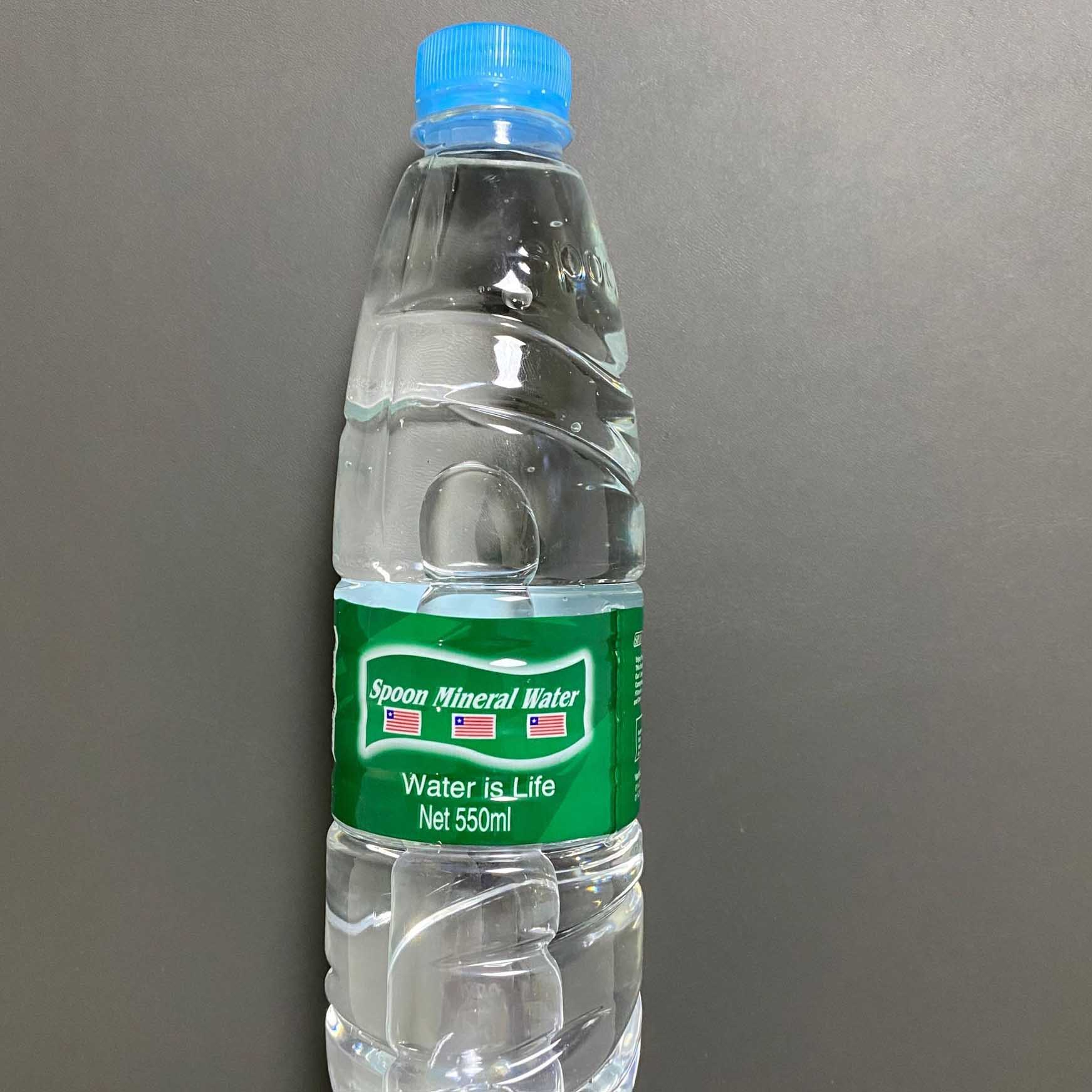 【2020 September 22】Successful production of new brand mineral water for customers from the Republic of Liberia