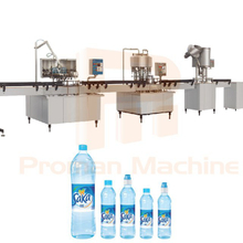 1000Bph Water Filling Machine
